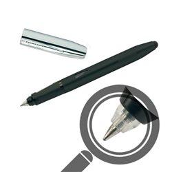 Ручка-роллер Switch Expert черный + хром, 0,5 мм