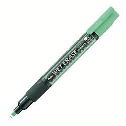 Маркер на водной основе Wet Erase Marker двусторонний пишущий узел зеленый, 0.6 мм, 4.0 мм