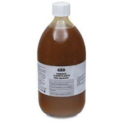 Живописный кракелюрный лак Maimeri/500мл