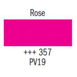 Гуашь худ. розовая