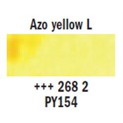 """Краска аквар.""""Рембрандт"""" / желтый светлый AZO"""
