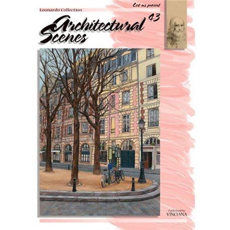 Архитектура (на анг.яз.) Architectural Scenes LC 43