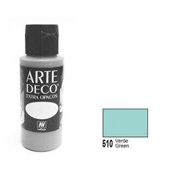 Патинирующая краска ArteDeco /510/Зеленая глазурь