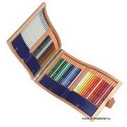 Набор пастельных карандашей /45+15