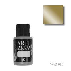 Золото античное 015 ArteDeco, акриловая декоративная краска