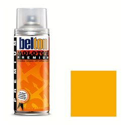 Аэрозоль Belton Molotow Premium Transparent 237 Желтый 400 мл