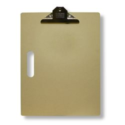 Планшет с держателем бумаги 45х45 фанера