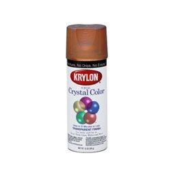 """Аэрозоль Цветной лак """"ACRYLIC CRYSTAL COLOR"""" коралл 340г."""