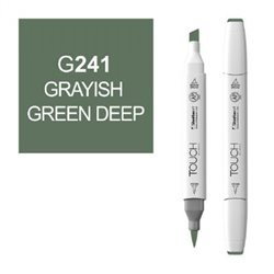 Маркер TOUCH BRUSH 241 глубокий серо-синий G241