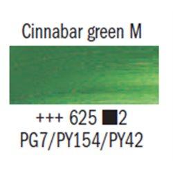 """Масл.краска """"Rembrandt"""" киноварь зеленый средний"""