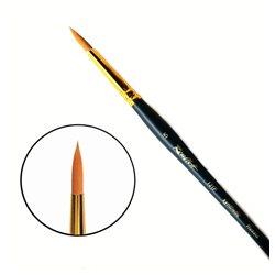 Кисть синтетика круглая №5 кор. ручка Roubloff 131F