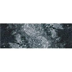 "Картон натур.,""Под мрамор"" 50 * 70 см 250 гр. черный/серебро"