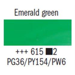"""Масл.краска """"Rembrandt"""" изумрудно-зеленый"""
