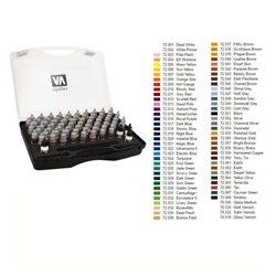 Набор Game Color 72 цв. в чемоданчике UNITS