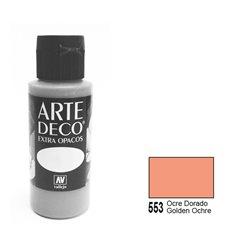 Патинирующая краска ArteDeco /553/Золотистая охра глазурь