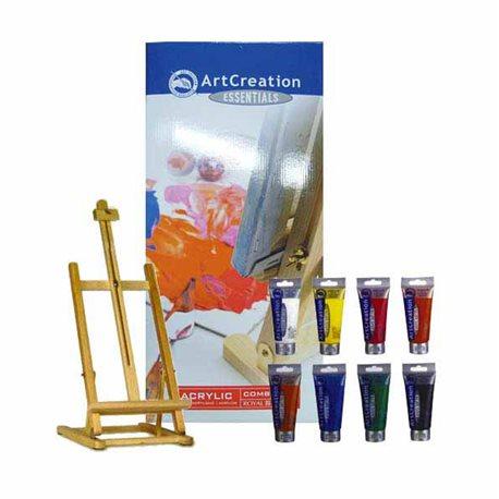 Набор акриловых красок ArtCreation Essential 10x75мл