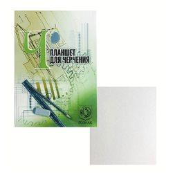 Планшет для черчения 297х420 (А3) 40л.