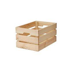 Ящик с ручками, ширина 32 см, толщ.6 мм