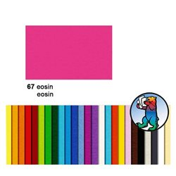 Картон цветной 50*70 Фуксия / 300 гр/м