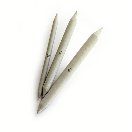 Набор карандашей для растушевки (№2,4,6)