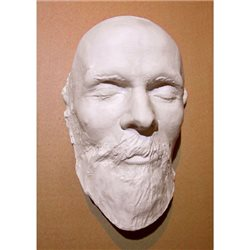 Посмертная маска Достоевского