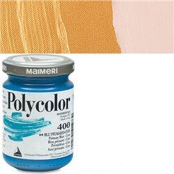 Краска акриловая Поликолор слабое золото