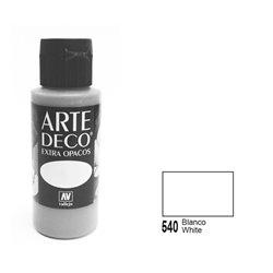 Патинирующая краска ArteDeco /540/Белая глазурь