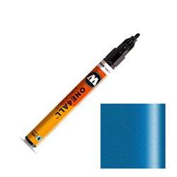 Маркер Molotow 127HS One4ALL Синий металлик 2 мм