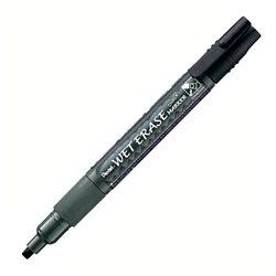 Маркер на водной основе Wet Erase Marker двусторонний пишущий узел черный, 0.6 мм, 4.0 мм