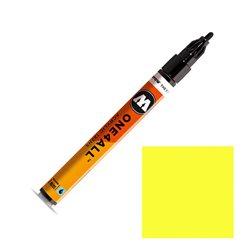 Маркер Molotow 127HS One4ALL Неоновый желтый флуо 2 мм