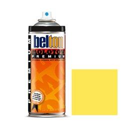 Аэрозоль Belton Molotow Premium 002 Желтый 400 мл