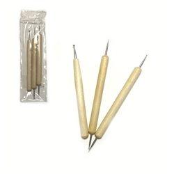 Набор инструментов для тиснения в блистере