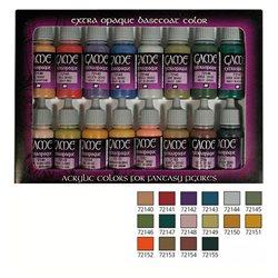 Набор Game Color 16 цв./ Экстра-покрывные