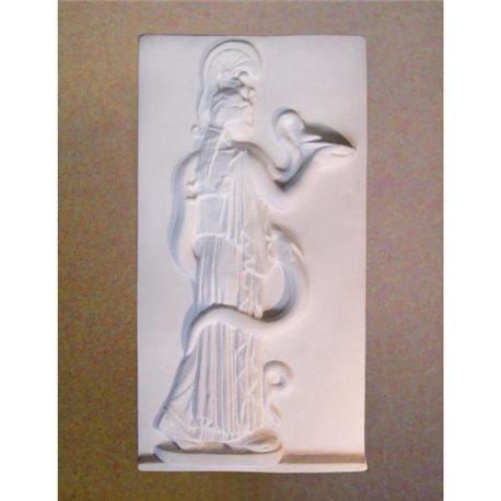Рельеф Медиция (Богиня медицины)