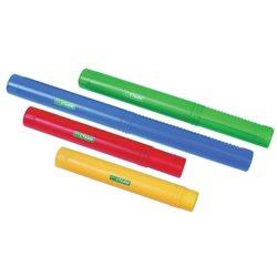 Тубус для чертежей, телескопический, d60мм, L400-700мм, красный