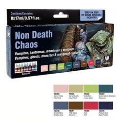 Набор Game Color 8 цв./ Non death Chaos (by Angel Giraldez)