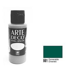 Патинирующая краска ArteDeco /561/Изумрудная глазурь