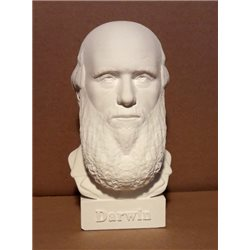 Бюст Дарвина