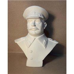 Бюст Сталина мал