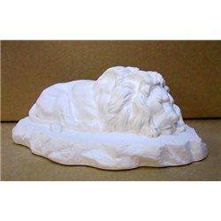 Лев спящий