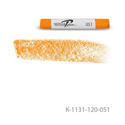 Пастель сухая Черная речка 051 Индийский желтый