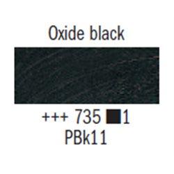 """Масл.краска """"Rembrandt"""" черный оксид"""