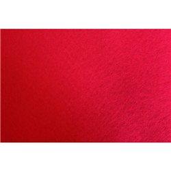Фетр для рукоделия акриловый ,20/30 см, 3,3 мм Красный швейцарский