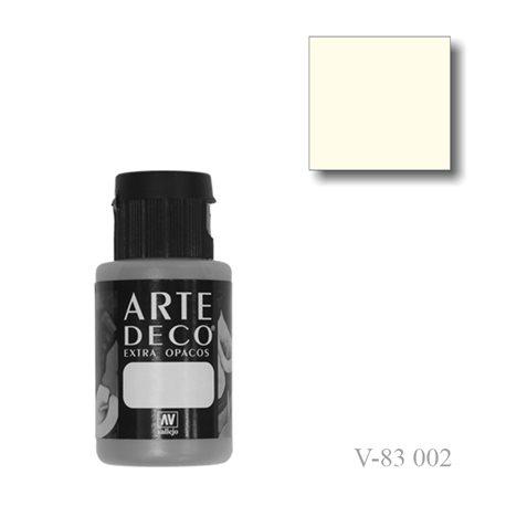 Белый античный 002 ArteDeco, акриловая декоративная краска