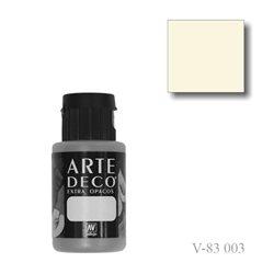 Сливочный 003 ArteDeco, акриловая декоративная краска