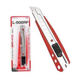 Нож для тяжелых работ c резиновым корпусом