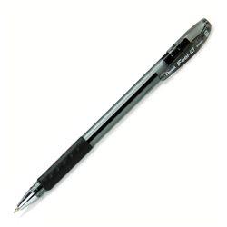 Шарик. ручка Feel it!, металлич. наконечник, 3-х гранная зона захвата,черный стержень, 0.5мм
