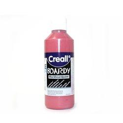 Краска для меловых досок Creall-Boardy/красный/250мл