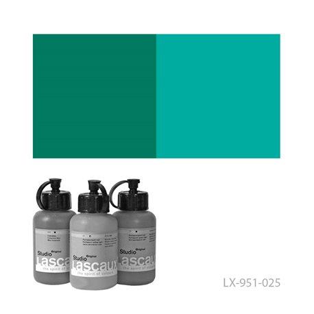 Краска акриловая Lascaux Studio Original Зеленый изумрудный