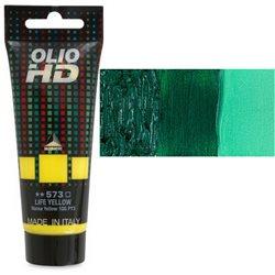 """Краска масляная """"HD Oil"""" / Зеленый """"Luchy"""""""